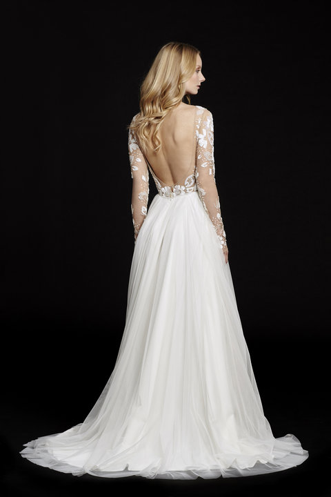 Bridal Gowns and Wedding Dresses by JLM Couture - Style 6553 - photo #2