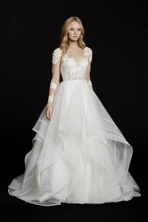 Style 6556 Elysia Front View
