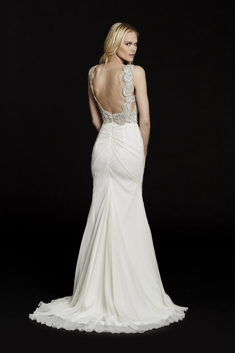 Style 6557 Portia Front View