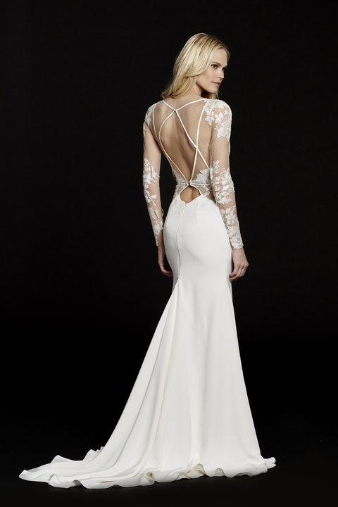 Style 6559 Mona Back View