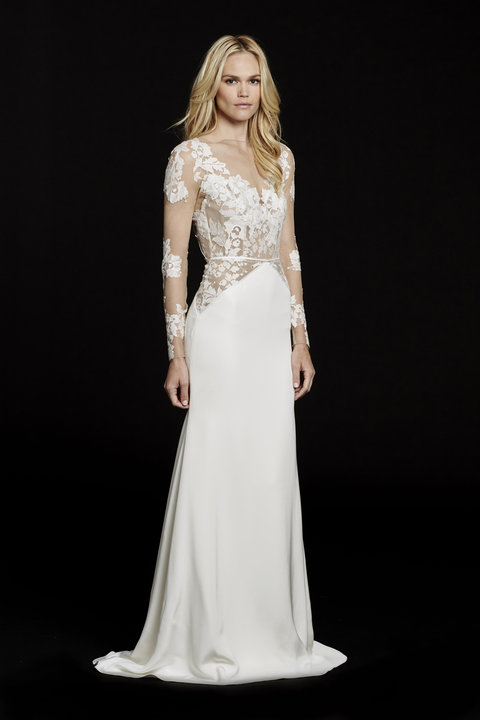 Hayley Paige Style 6559 Mona Bridal Gown