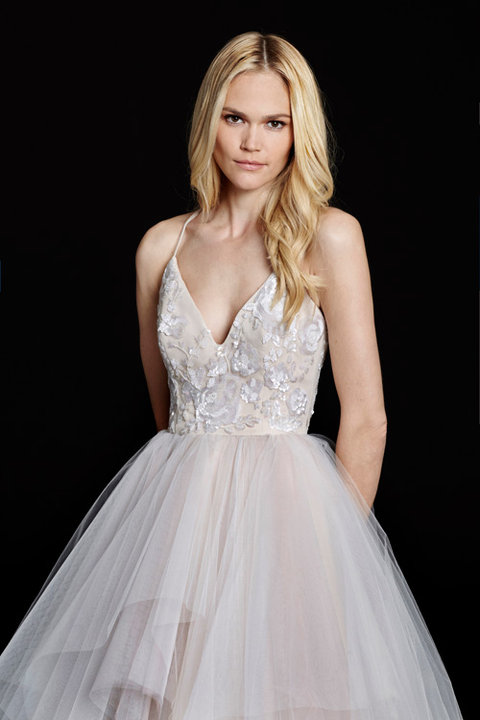 Hayley Paige Style 6560 Nicoletta Bridal Gown