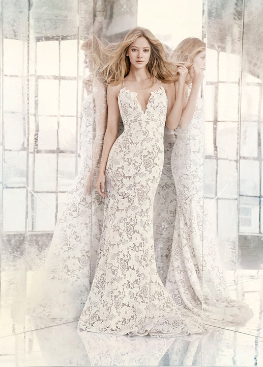 Hayley Paige Style 6606 Cali Bridal Gown
