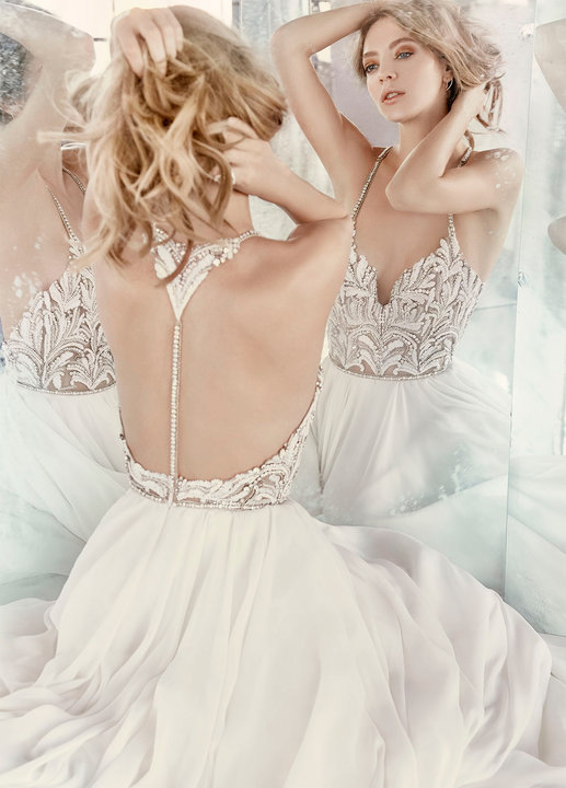 Hayley Paige Style 6609 Teresa Bridal Gown