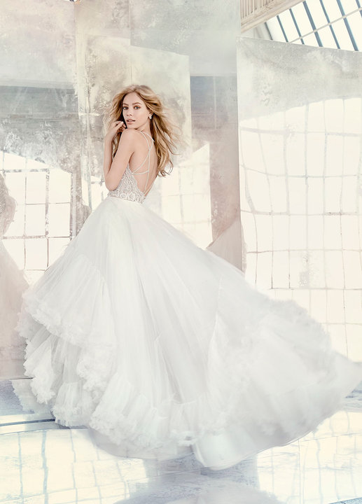 Hayley Paige Style 6613 Georgie Bridal Gown