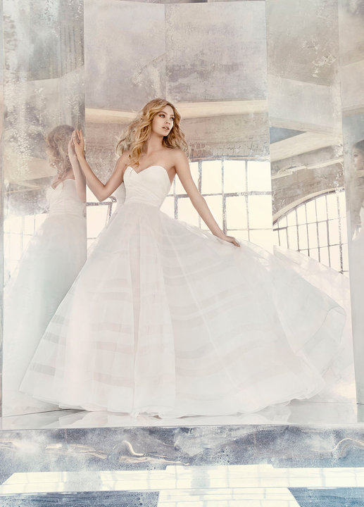 Hayley Paige Style 6614 Lily Bridal Gown