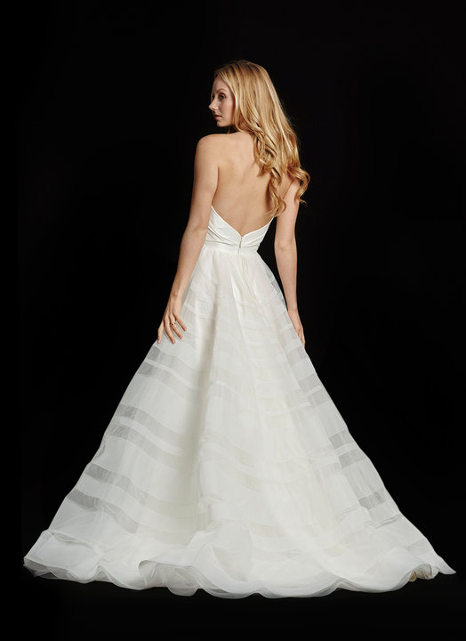 Style 6614 Lily Back View