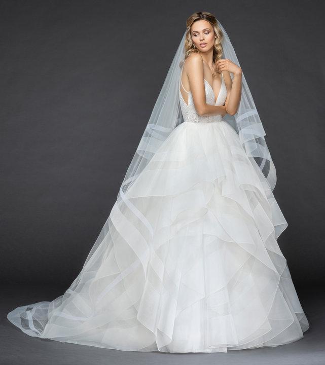 Hayley Paige Style Aldridge Veil