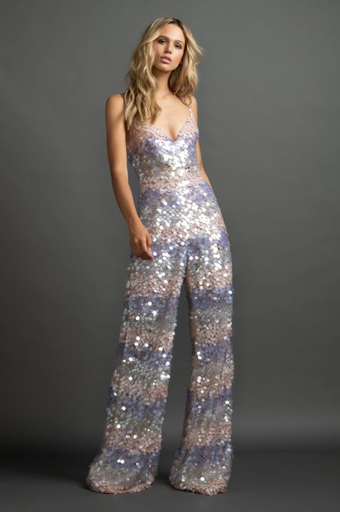 Hayley Paige Red Carpet Style Dorothy Gown