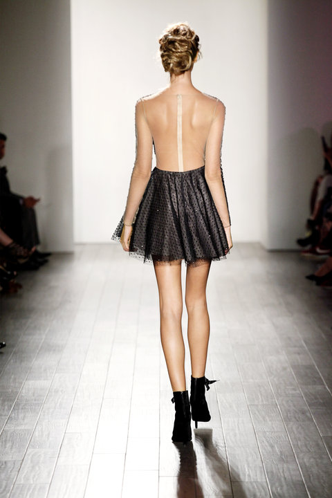 Style Lex Runway Back
