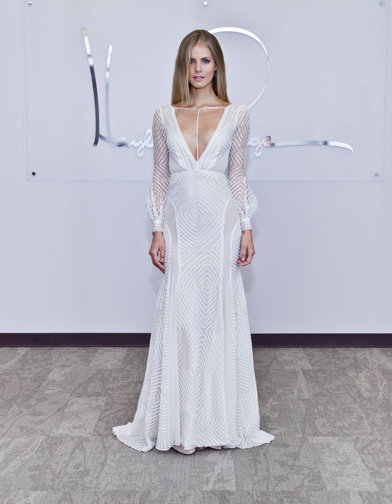 Hayley Paige Style Mimi Bridal Gown