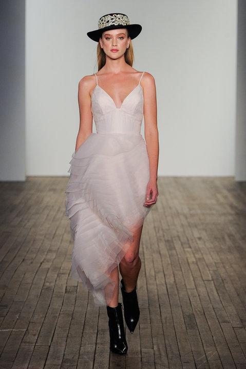 Hayley Paige Red Carpet Style Waylon