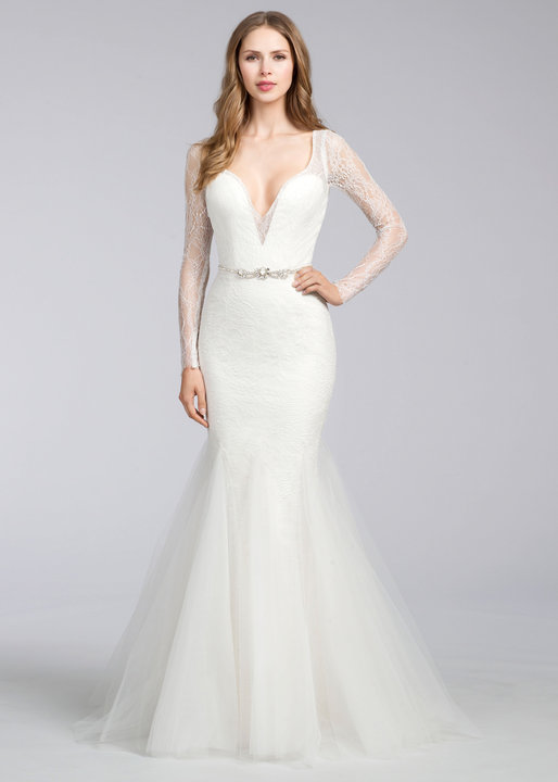 Bridal gowns and wedding dresses by jlm couture style 8661 for Jim hjelm wedding dresses