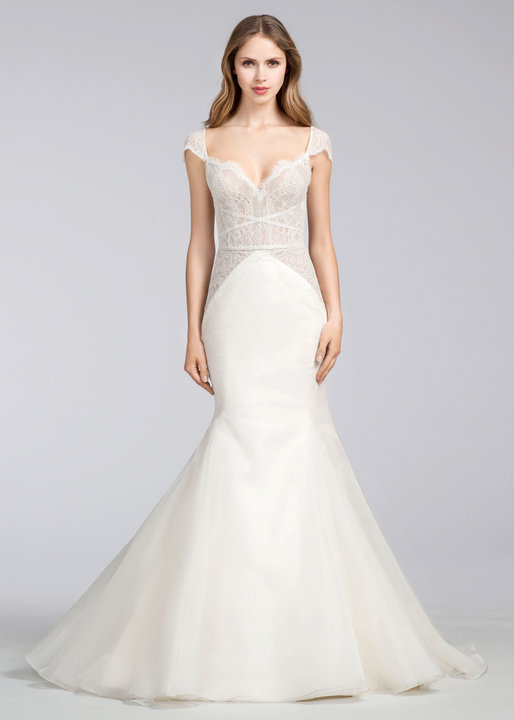 Jim Hjelm Style 8663 Bridal Gown