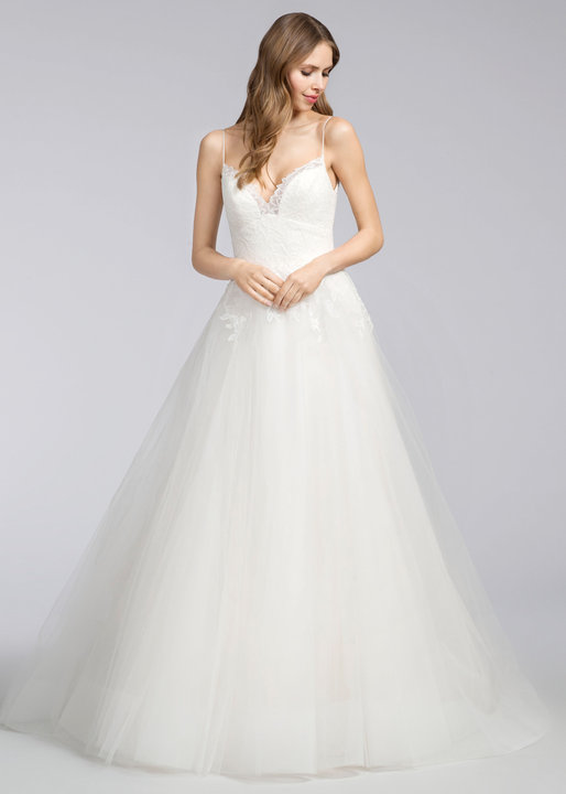 Jim Hjelm Style 8666 Bridal Gown