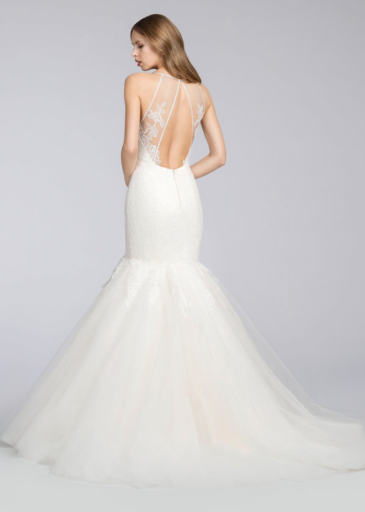 Jim Hjelm Style 8667 Bridal Gown