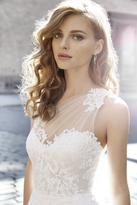 Jim Hjelm by Hayley Paige Style 8700 Bridal Gown
