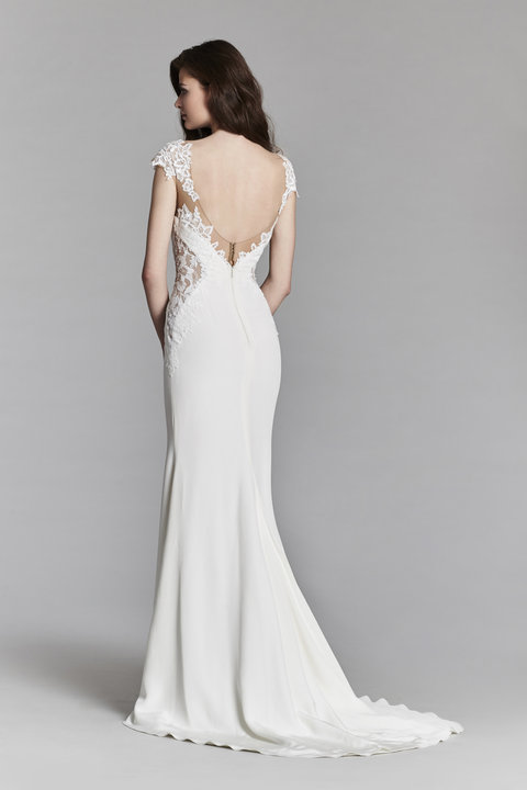 Jim Hjelm by Hayley Paige Style 8701 Bridal Gown