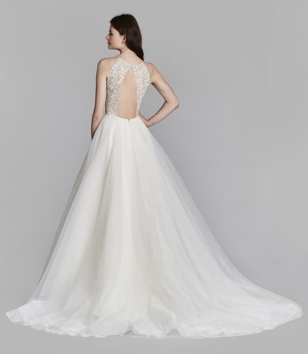 Jim Hjelm by Hayley Paige Style 8706 Bridal Gown