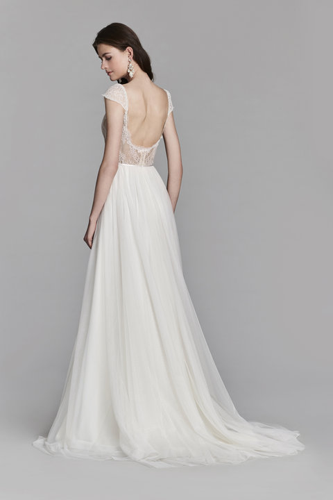 Jim Hjelm by Hayley Paige Style 8707 Bridal Gown