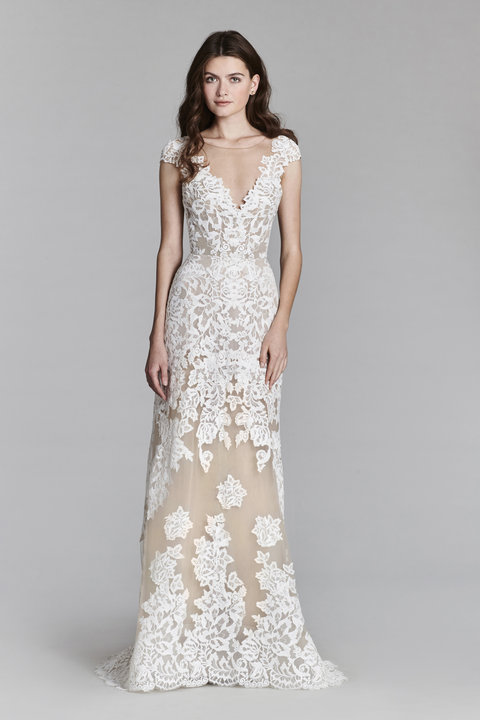 Jim Hjelm by Hayley Paige Style 8708 Bridal Gown