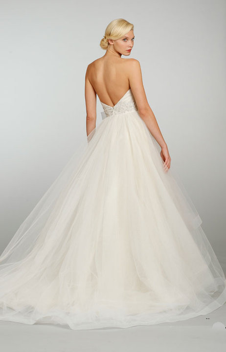 Style 8301  Back View