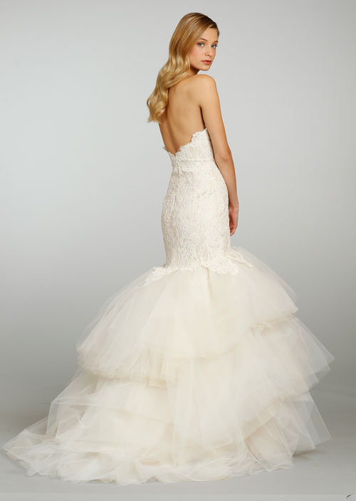 Style 8302  Back View