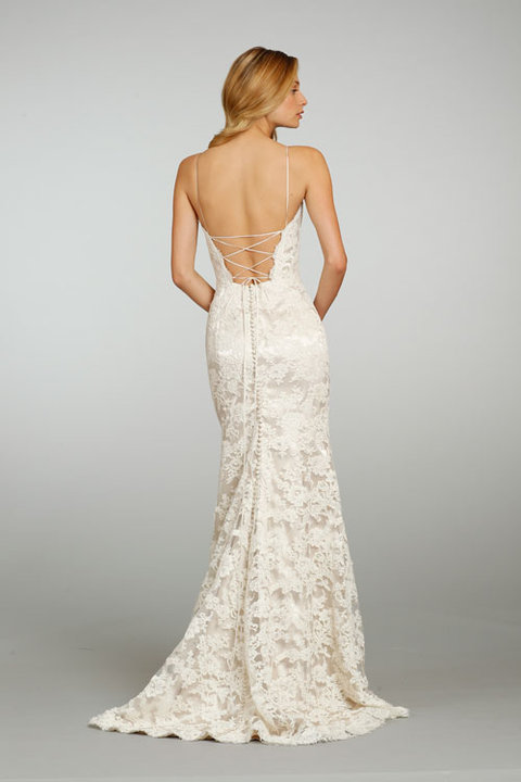 Style 8307  Back View