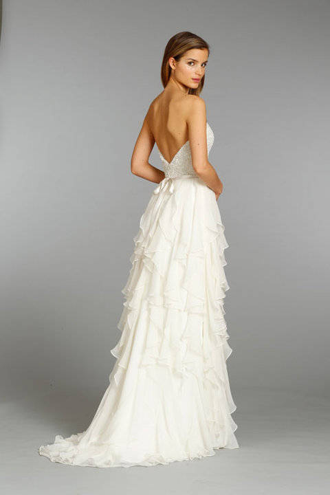 Style 8353  Back View
