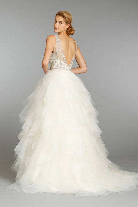 Style 8364  Back View