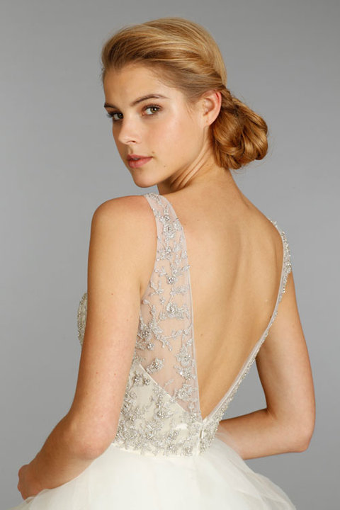 Style 8364  Close Up Back View