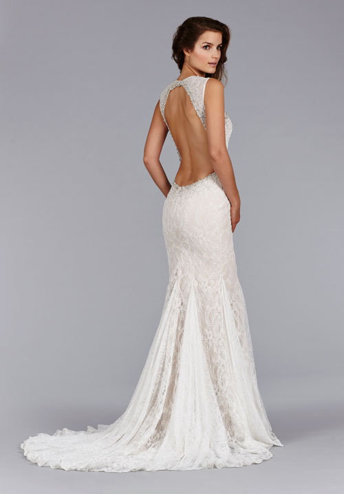 Style 8453  Back View