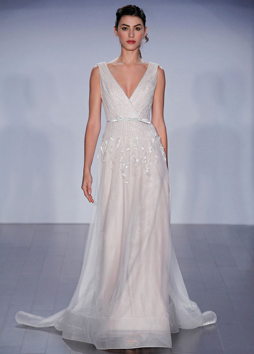 Jim Hjelm by Hayley Paige Style 8505 Bridal Gown