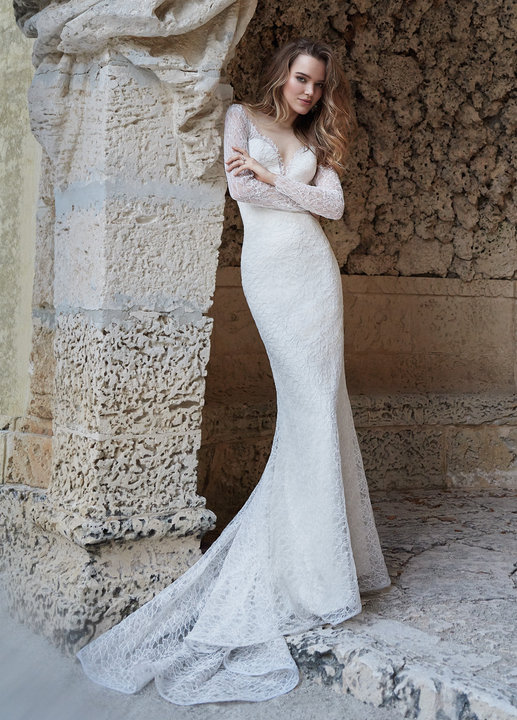 Jim Hjelm by Hayley Paige Style 8507 Bridal Gown