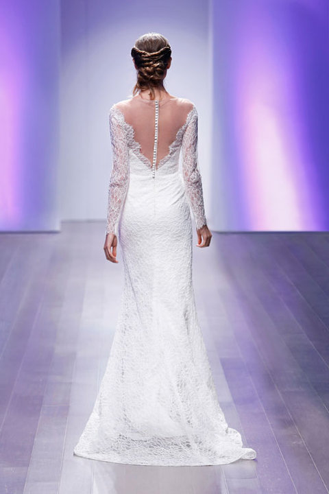 Style 8507  Back View