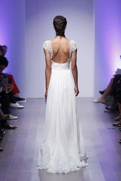 Jim Hjelm by Hayley Paige Style 8508 Bridal Gown