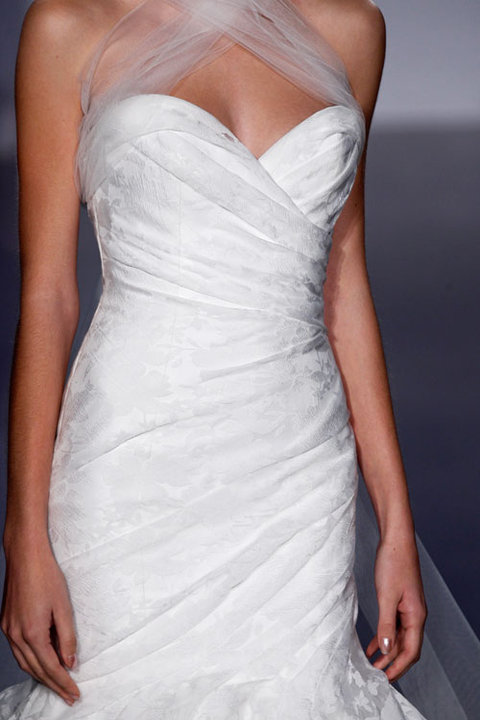 Jim Hjelm by Hayley Paige Style 8509 Bridal Gown