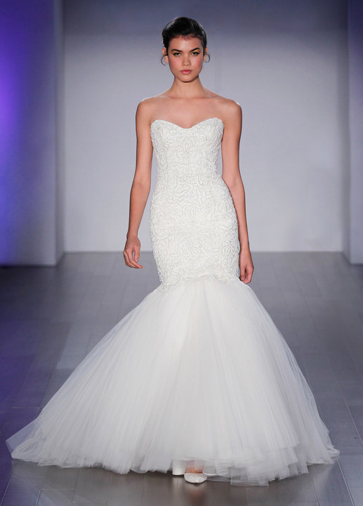 Jim Hjelm by Hayley Paige Style 8510 Bridal Gown