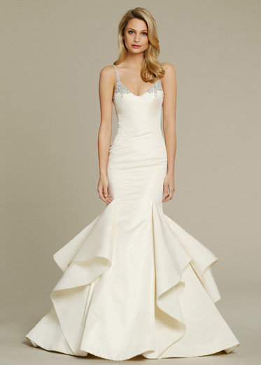 Jim Hjelm by Hayley Paige Style 8558 Bridal Gown