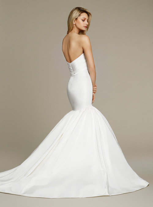 Jim Hjelm by Hayley Paige Style 8562 Bridal Gown