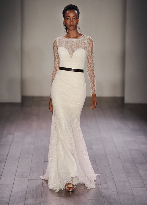 Jim Hjelm Style 8600 Bridal Gown