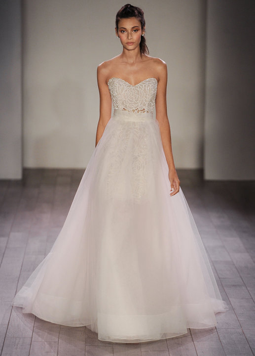 Jim Hjelm Style 8613 Bridal Gown