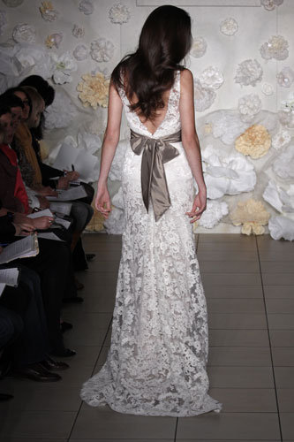 Style 8958  Back View