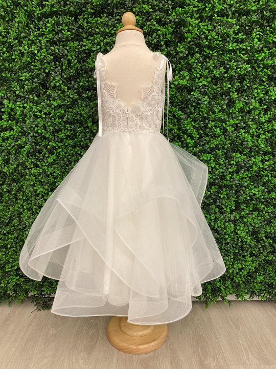La Petite by Hayley Paige Style 52025 Layton Flower Girl Dress