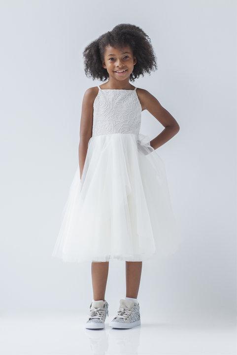 La Petite by Hayley Paige Style 5925 Flora gown