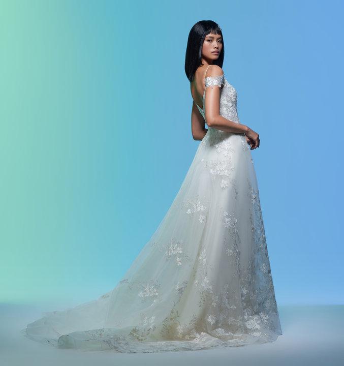 Lazaro Style 32002 Margaret Bridal Gown