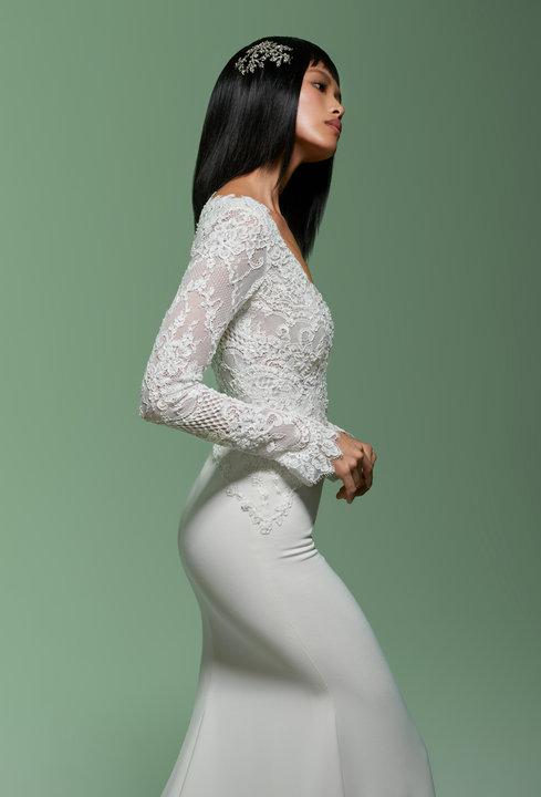 Lazaro Style 32007 Marilyn Bridal Gown