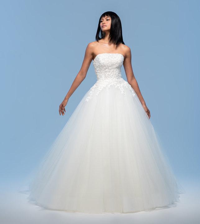 Lazaro Style 32017 Gracie Bridal Gown