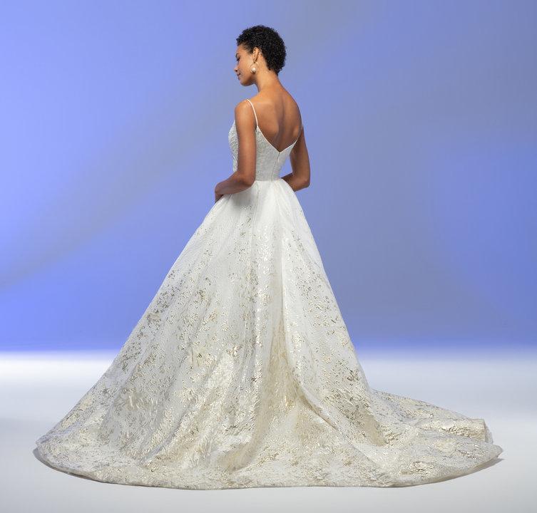 Lazaro Style 32108 Valencia Bridal Gown