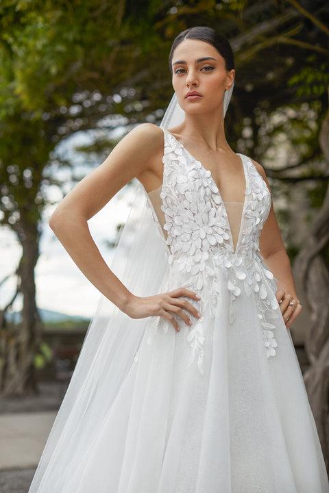 Lazaro Style Daphne 32150 Bridal Gown